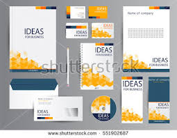 letterhead template design stock images royalty free images