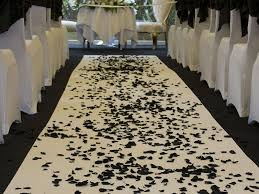 black aisle runner silver events aisle runners hire for weddings and events in