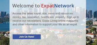login expat network
