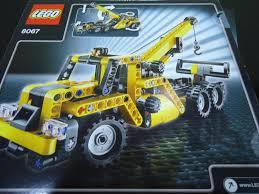lego technic truck 8067 lego technic tow truck alternate 1 hobbylane