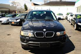 2002 bmw x5 black 4dr 4x4 suv