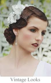 hair and makeup vintage bridal hairstyles and makeup ideas and photos hair comes the bride