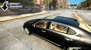 lexus rx 400 new york taxi lexus ls 600h l gta iv mod youtube
