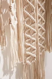 woven macrame wall hanging outfitters