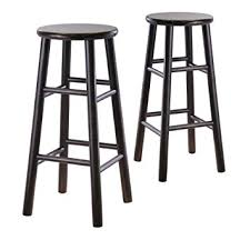 30 Inch Bar Stool Winsome Wood S 2 Wood 30 Inch Bar Stools Espresso