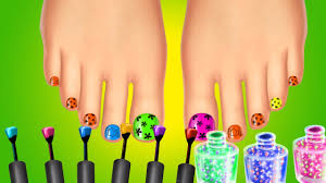 fun care makeover learn colors hair salon nail dress up u0026 cake