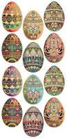 boho easter eggs decor ideas moco choco