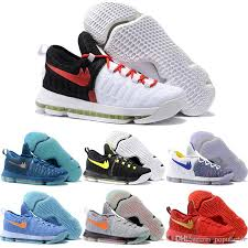 2018 drop shipping wholesale basketball shoes kd 9 durant ix