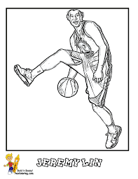 amazing basketball player coloring pages 88 for free colouring