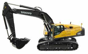 volvo inc volvo ec460cl excavator dhs diecast collectables inc