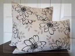 oversized pillows for bed pillowcase modern white pillows couch pillows oversized pillows