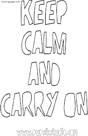 keep calm coloring pages pdf free coloring pages