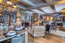 Ski Chalet Interior Luxury Ski Chalets Meribel Cristal Lodge Exclusive Chalet