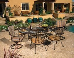 Minneapolis Patio Furniture by Monterra Dining Patio Furniture 2016 Minneapolis By Peters
