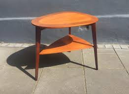furniture home mid century side table by george nelson for