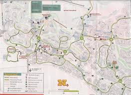 Bend Oregon Map Map Of Sunriver Resort Oregon Oregon Map
