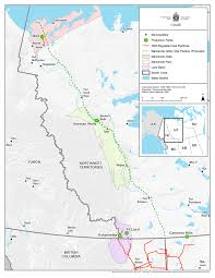 Northern Canada Map Neb Market Snapshot Northern Canada Rich In Natural Gas
