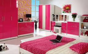bedroom ideas awesome teenage girls alarm clocks lamp shades red