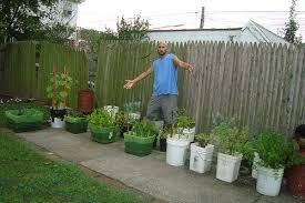 patio vegetable garden containers gardensdecor com