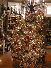 primitive christmas tree primitive christmas tree decorating ideas billingsblessingbags org