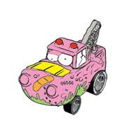 toe nail truck trash pack wiki fandom powered wikia