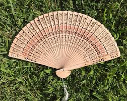 sandalwood fan sandalwood fan etsy