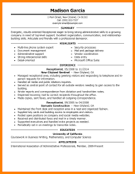 8 job resume samples for starters writing a memo