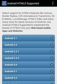 apk for android 2 3 html5 supported for android apk free productivity app