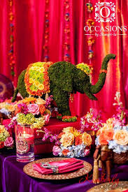 Themes For Wedding Decoration Best 25 Indian Wedding Centerpieces Ideas On Pinterest Indian