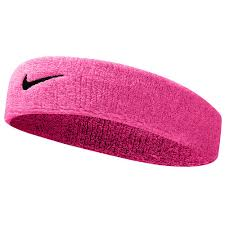 pink headband nike swoosh pink headband modell s sporting goods