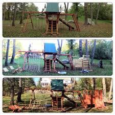 Backyard Ninja Warrior Course Backyard Ninja Obstacle Course Outdoor Furniture Design And Ideas