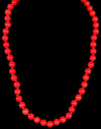 beaded coral necklace images Red coral necklaces jpg