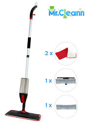 amazon com house cleaning spray mop kit mr cleann 2 in1 set