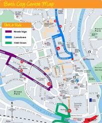 map uk bath park and ride city centre stop map bathnes