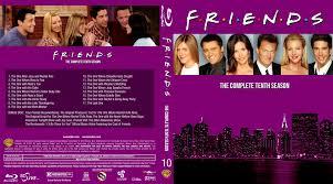 friends season 10 3 disc set by morsoth on deviantart