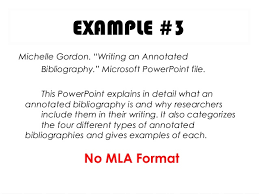 Content Sheet Our Journey Scribner Library Sample MLA Annotated Bibliography