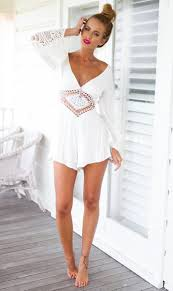 hollow out romper online fashion boutique playsuits and boutique