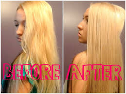 How Long Wait To Wash Hair After Color - how to remove yellow from bleach blonde hair youtube