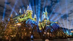 world christmas universal orlando to celebrate christmas at wizarding world of