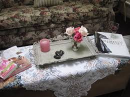 coffee table decor stylish clutter or objects with meaning