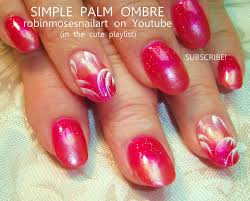 ombre nails with design image collections nail art designs