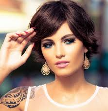 short hairstyles with side swept bangs for women over 50 hairstyle with side swept bangs
