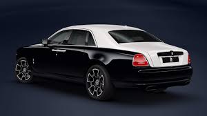 roll royce black rolls royce ghost black badge edition export car from uk ltd