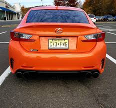 lexus is350 f sport for lease lease trade 2015 lexus rc350 f sport awd rare mp orange 498