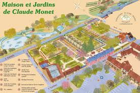 Plan Maison Japonaise by Monet U0027s Garden Giverny France Helloworldrelay Part Ii