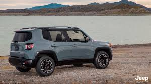 jeep gray renegade