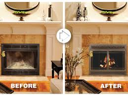 How To Reface A Fireplace by Stoll Reface At The Place