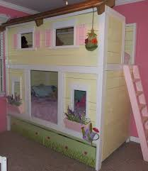Doll House Bunk Beds Tradewins Doll House Loft Bunk Bed Mens Bedroom Interior Design