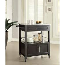 kitchen island cart with granite top stainless steel rolling kitchen island portable granite top kitchen