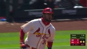 Nails Knocked Out Barely Breathing Inside Mlb Star - cardinals beat d backs in frigid conditions mlb com